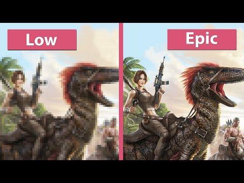 ark:-survival-evolved-–-pc-low-vs.-medium-vs.-high-vs.-epic-graphics-comparison-[60fps][fullhd]