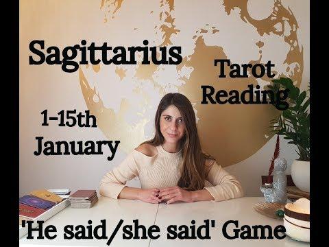 SAGITTARIUS - MOVING TOWARDS YOUR DESTINY! 1-15TH January Tarot Reading