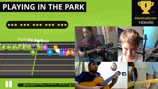 """Alexis Yousician - """"Playing In The Park"""" Collab"""