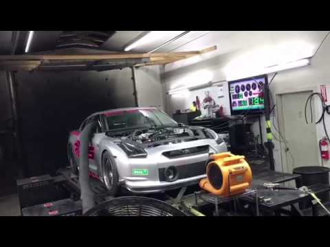 3000 HP NISSAN GTR SUPER CHARGED DYNO!! BY EXTREME TURBO SYSTEMS