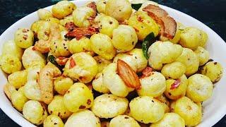 Makhana namkeen //  dry fruit makhana namkeen //   Roasted phool makhana recipe