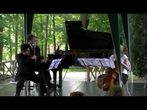 Video: Saint-Saëns Trio no. 1 in F major – 1st movement