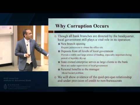 IAS Distinguished Lecture: Prof Sumit Agarwal (10 Mar 2016)