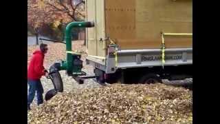 Leaf Loader   Dump Truck   Stillwater MN