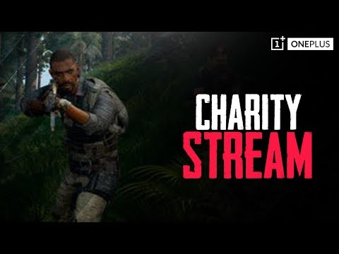 Assam Flood Relief | Charity Stream | PUBG Mobile | Powered By OnePlus
