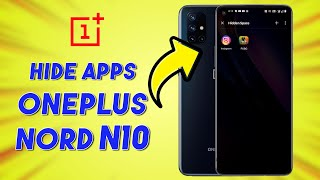 How to Hide Apps in OnePlus No…