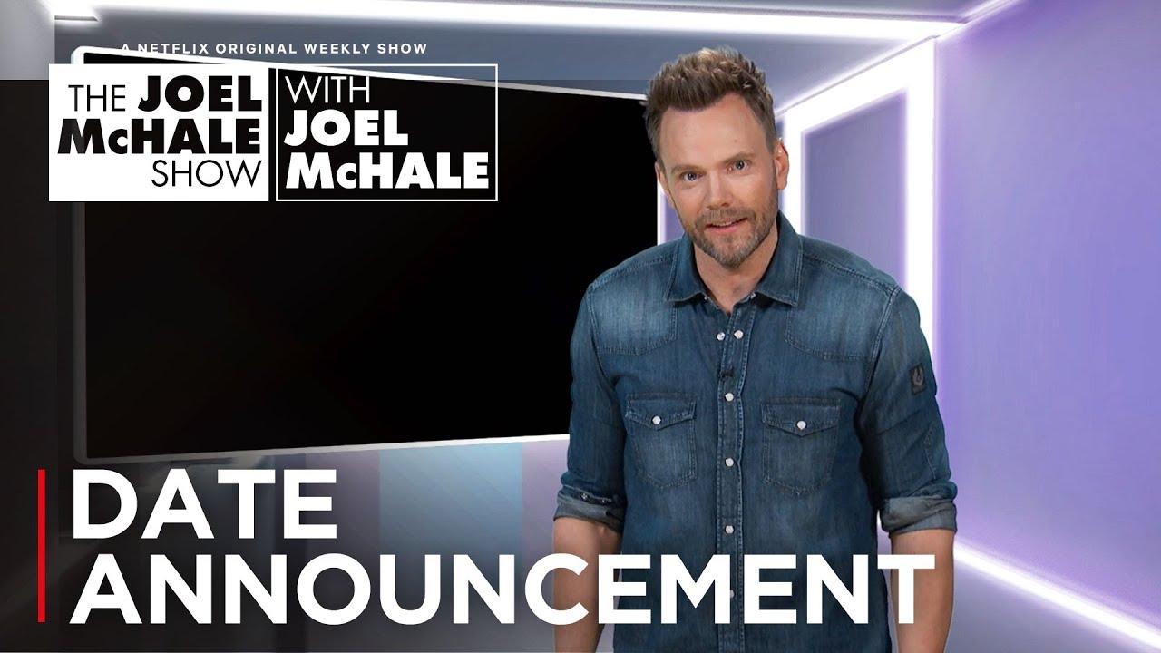 Download Joel McHale Show | Watch Joel's Special Announcement | Netflix