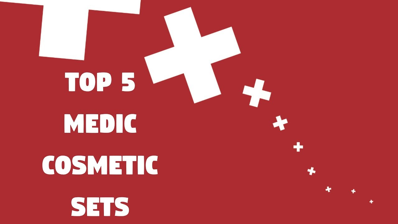 Tf2 Top 5 Medic Cosmetic Sets Youtube