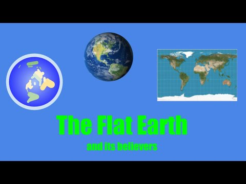 Flat Earth, and the people who believe in it thumbnail
