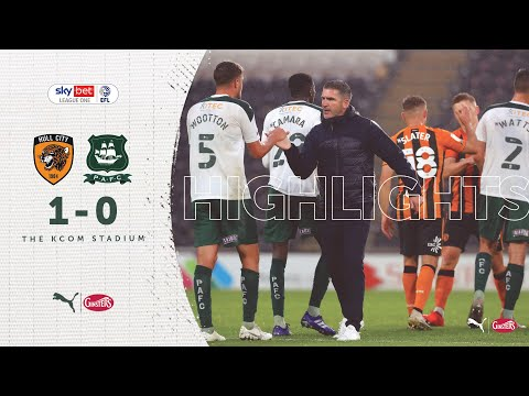 Hull Plymouth Goals And Highlights