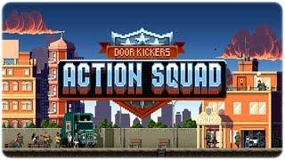 Door Kickers: Action Squad - POLICIAIS INVADINDO CASAS! (CONHECENDO O JOGO) PT-BR