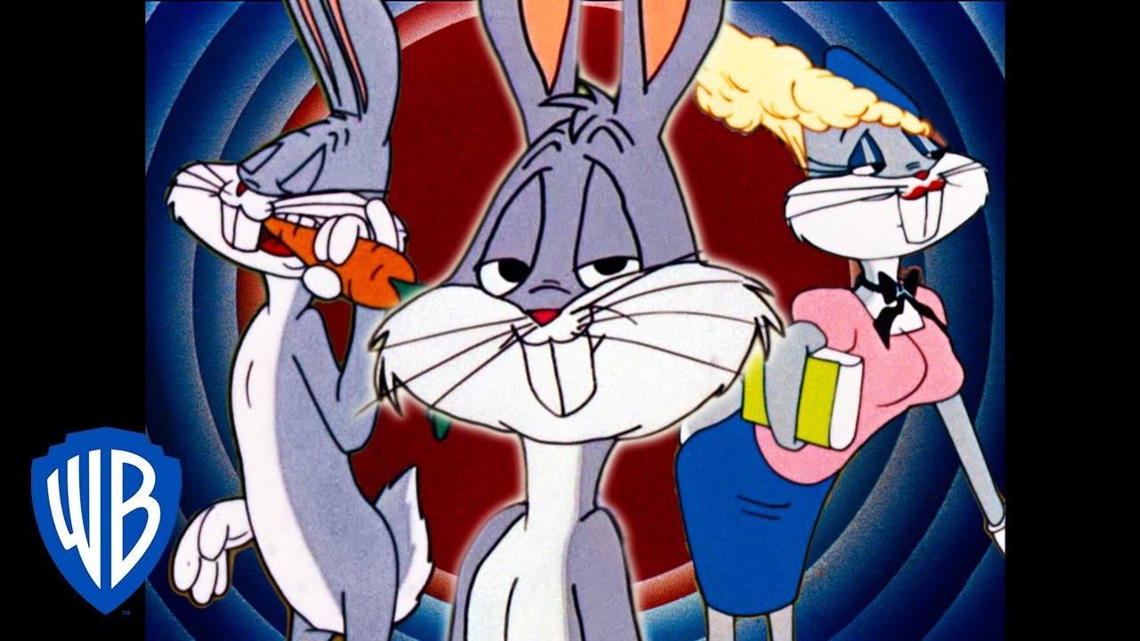 Looney Tunes Best Of Bugs Bunny Classic Cartoon Compilation Wb