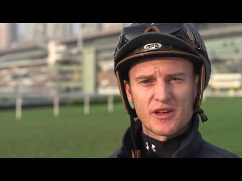 【HKIR 2016】 Weighing In with Zac Purton