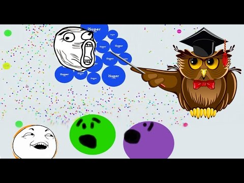 | Agar.io |HOW TO PLAY LIKE A PRO in...
