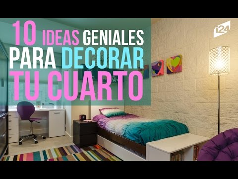 10 ideas geniales para decorar tu habitaci n sin gastar for Decorar tu habitacion sin gastar dinero