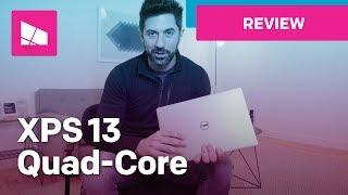 Dell XPS 13 Laptop Review with 8th-Gen Quad-Core processor
