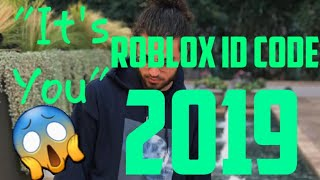 Its you by ali gatie roblox ID code 2019