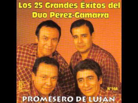 Dúo Pérez-Gamarra - 25 Grandes Éxitos -Disco Entero-
