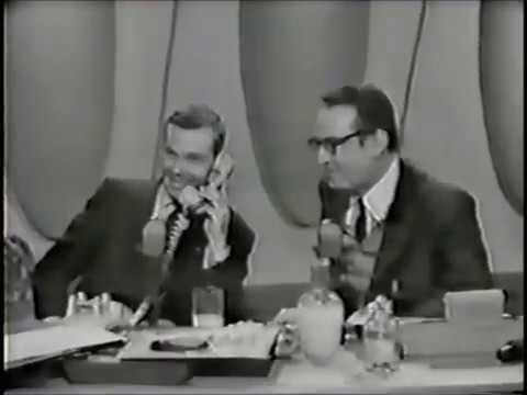 1964Steve Allen, Johnny Carson & Jack Paar
