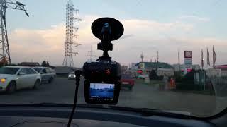 видео Видеорегистратор с радар-детектором Eplutus GR-91