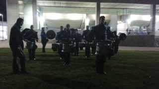 University at Buffalo Drum Line 2013 Tuesday Nights