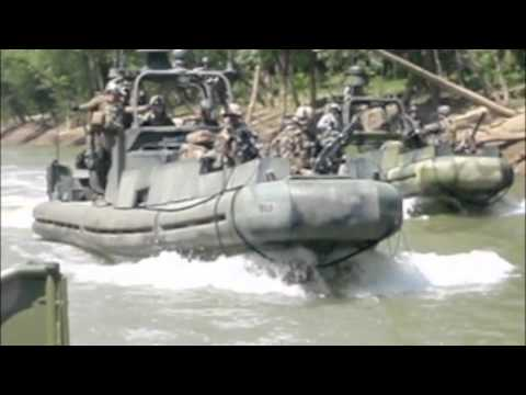 US Navy Riverines