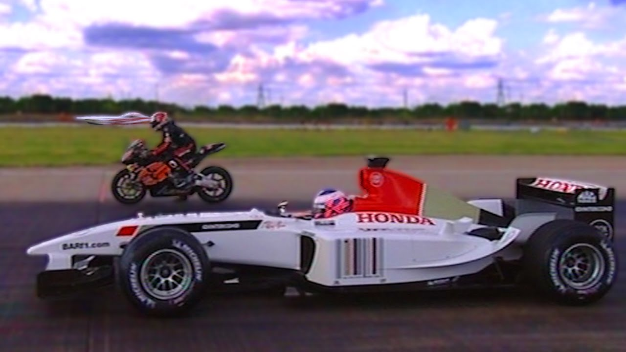 F1 vs Super Bike vs Power Boat - Fifth Gear - YouTube