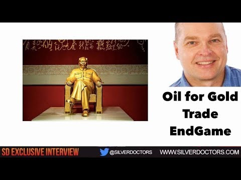Oil for Gold Endgame | David Jensen