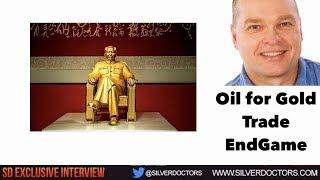 Oil for Gold Endgame | David Jensen