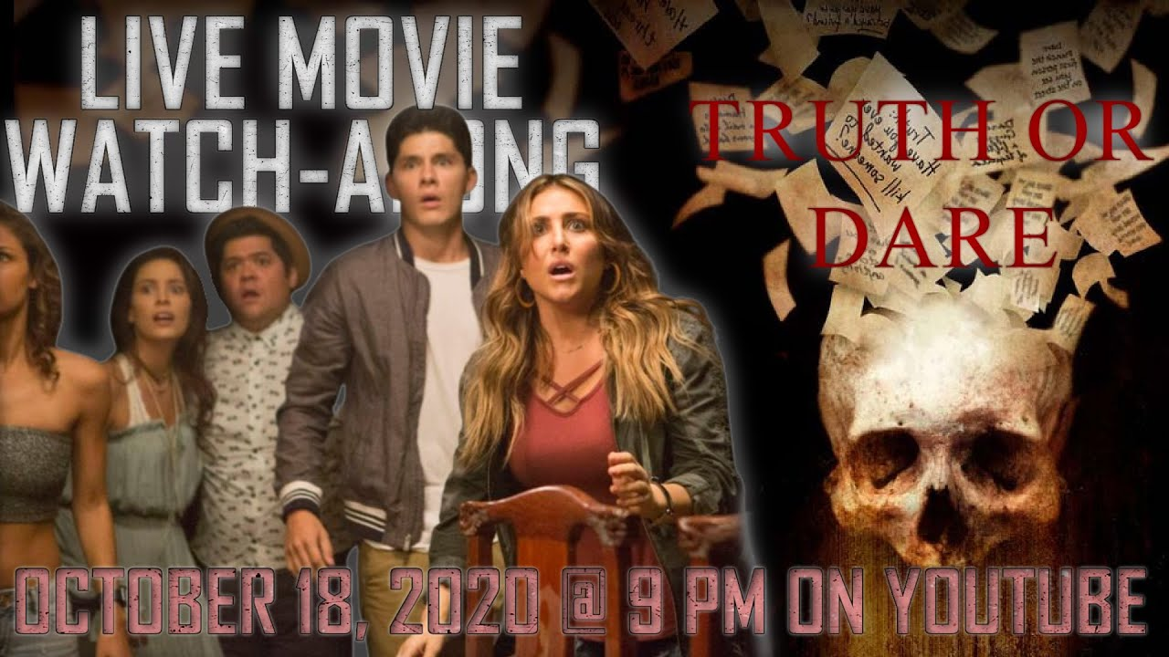 Download Truth Or Dare (2017) Live Watch-Along Party