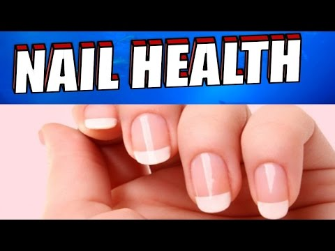 What Your Nails Reveal about Your Health
