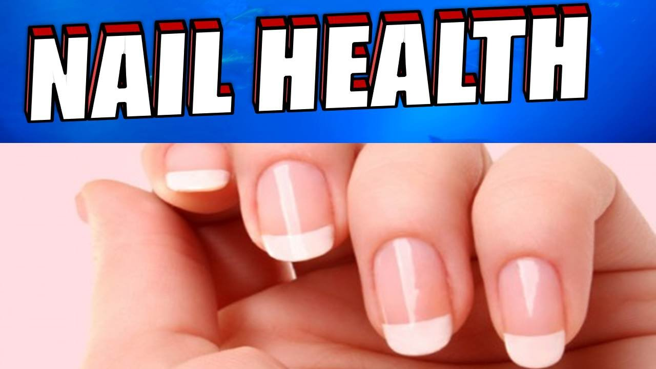 What Your Nails Reveal about Your Health - YouTube
