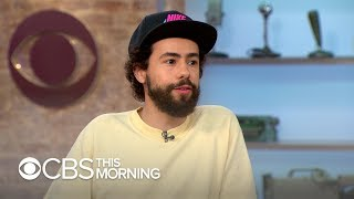 "Comedian Ramy Youssef on the pressure of being ""first"""