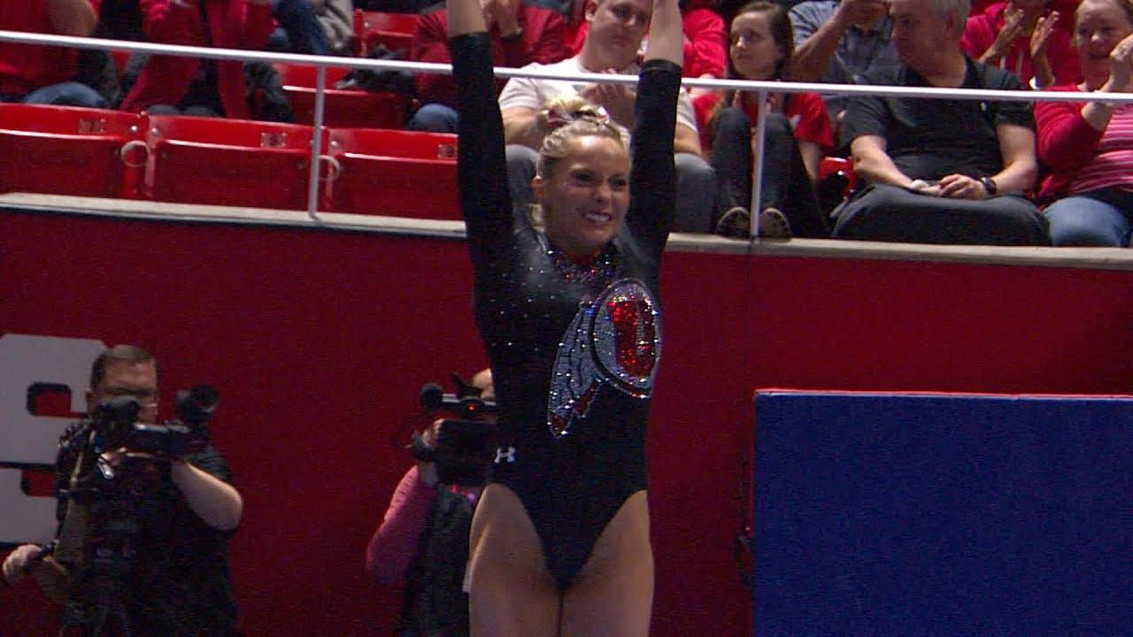 Recap: Utah gymnast MyKayla Skinner tops all-around to ...