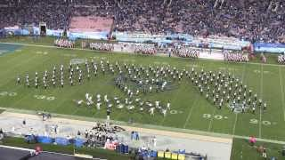 Cal Band Britney Spears Show