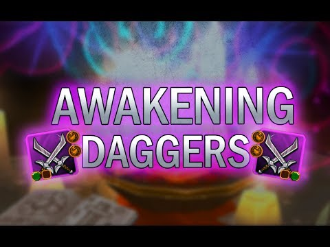 Arcane Legends | Awakening Daggers (lucky)