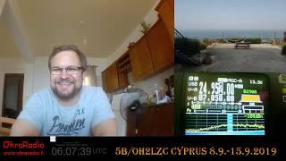5B/OH2LZC Cyprus 10.9.2019