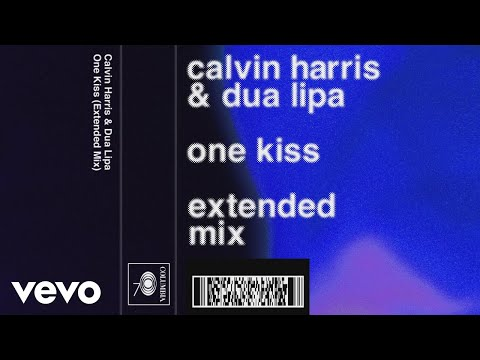 Calvin Harris, Dua Lipa  One Kiss Extended Mix Audio