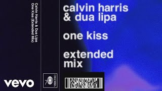 Calvin Harris, Dua Lipa One Kiss (Extended Mix) (Audio)