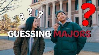 Download lagu Guessing Majors at Harvard University