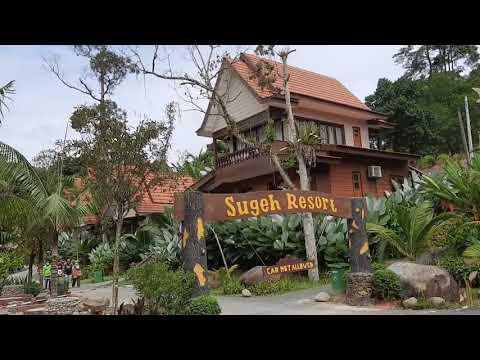 Suasana Sugeh Resort Janda Baik Aliff Syukri Youtube
