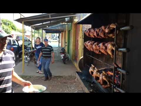 Paraguay Repas traditionnel / Paraguay Traditional food