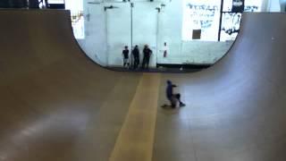 germania . halle skatepark