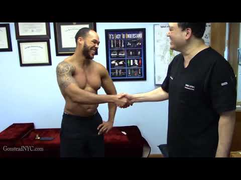 Hip pain, shoulder pain, mid foot pain - Army vet - Specific Chiropractic NYC