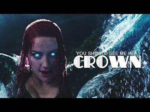 Mera || Crown [Aquaman]