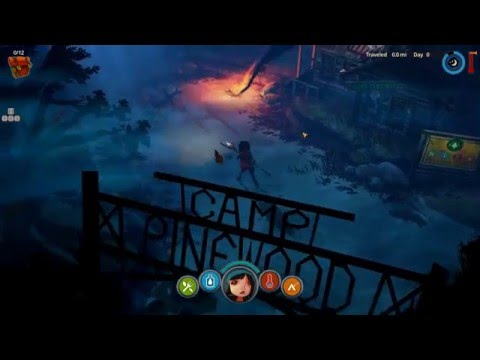 The flame in the flood This game is really brutal |