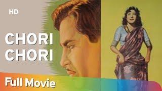Chori Chori (1956) - Raj Kapoor - Nargis - Bollywood Classic Movie