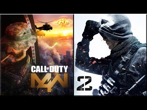 MODERN WARFARE 4 OR GHOSTS 2 FOR CALL OF DUTY 2019? thumbnail