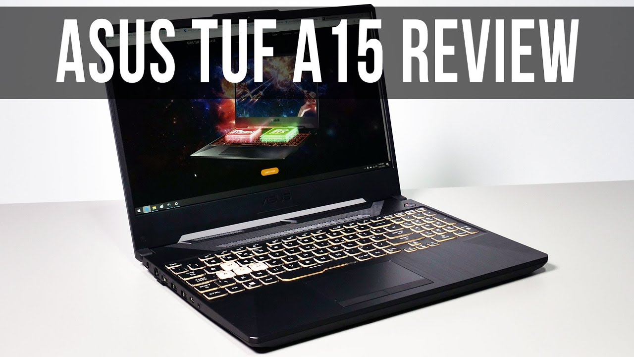 Asus Tuf Gaming A15 Fa506 Review Fa506iv Model Ryzen 7 4800h Rtx 2060 90w
