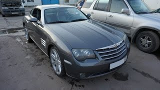 Выбираем Chrysler Crossfire (бюджет 650-700 тр)